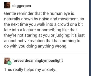 anxiety, confidence, and quotes image