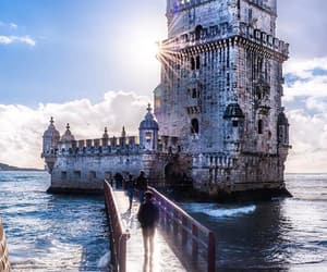 lisbon, places, and travel image