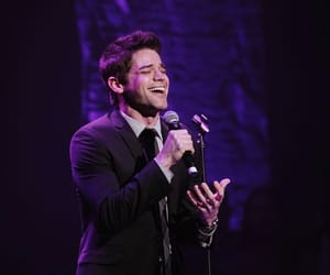 Bonnie & Clyde, jeremy jordan, and broadway image