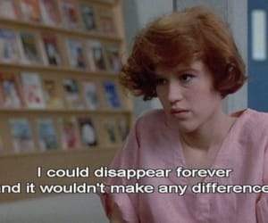 movie, quote, and The Breakfast Club image