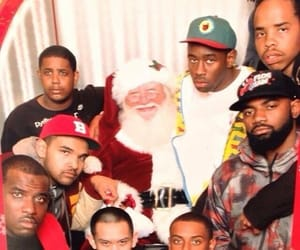 christmas, tyler the creator, and funny image