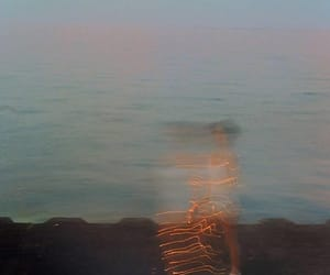 aesthetic, people, and sea image