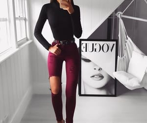 fashion, inspiration, and outfits goals image