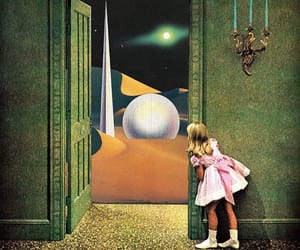 Collage and surrealism image