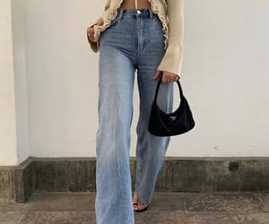 bag, fit, and outfit image