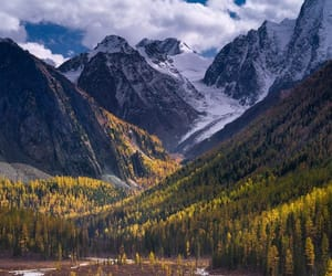 countryside, landscape, and mountains image