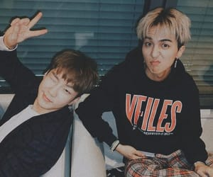 winner, mino, and hoon image