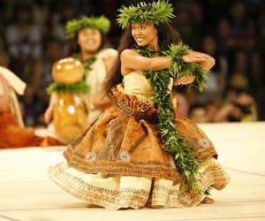 hawaii, hawaiian, and hula image