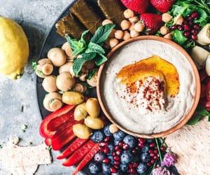arabian, food, and healthy image