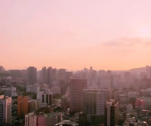 aesthetics, seoul, and view image