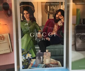 advertising, beautiful, and gucci image