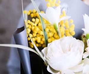 bouquet, bouquet of flowers, and flowers image