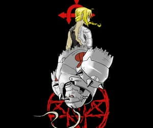 anime, edward elric, and elric image