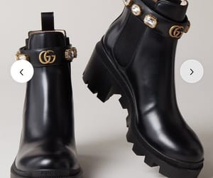 boots, shoes, and gucci image