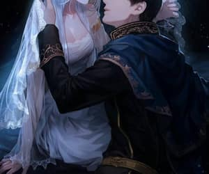 anime, anime couple, and anime couples image