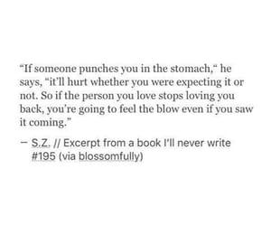 expect, heartbreak, and heartbroken image