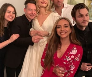 wedding, the struts, and friends image