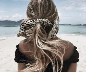 fashion, hair, and summer image