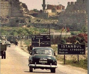 1990s, taksim, and istanbul image