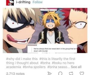meme, boku no hero academia, and hero academia image