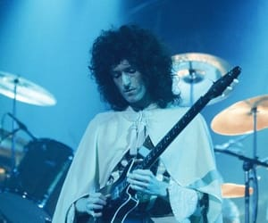 Queen, queen band, and brian may image