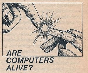 computer, aesthetic, and quotes image
