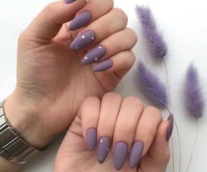 nail, belleza, and moda image