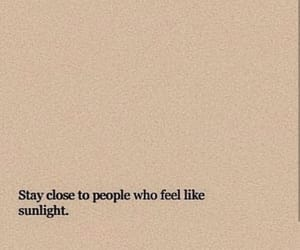 quotes, people, and sunlight image