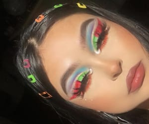 makeup look image