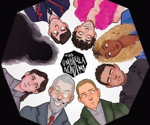 art, the umbrella academy, and klaus hargreaves image
