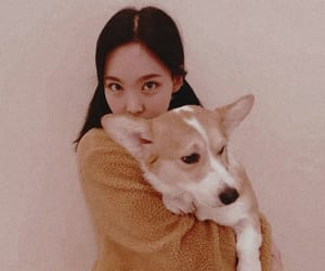 dog, kpop, and nayeon image