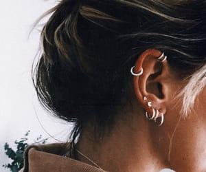 accessories, earrings, and Piercings image