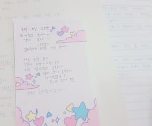 korean, study, and memo image