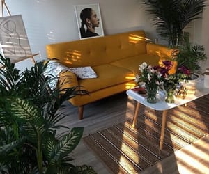 apartment, couch, and inspo image