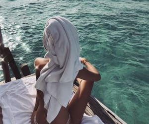 aesthetic, sea, and summer image