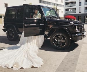 mercedes and wedding image