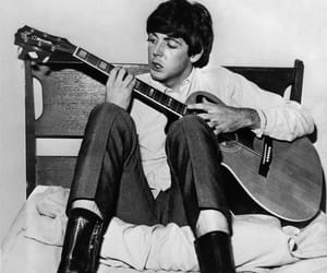 Paul McCartney, beatles, and the beatles image