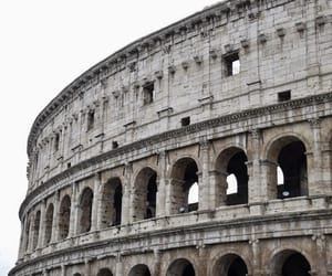 colosseum, italy, and 2018 image