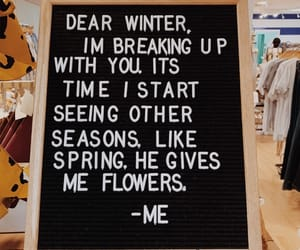 funny, shopping, and spring image