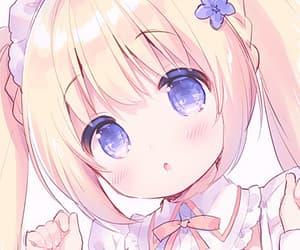 anime, art, and anime maid image