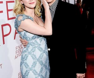 cole sprouse, lili reinhart, and betty cooper image