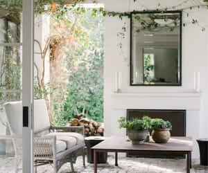 decor, minimal, and green image