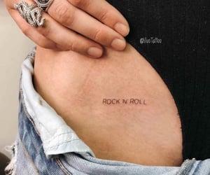rock n roll, tattoo, and dream tattoo image