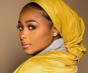 beauty, turban, and turbanista image