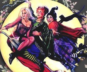 Halloween, hocus pocus, and tumblr image
