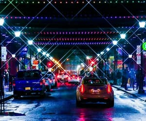 california, cars, and street image