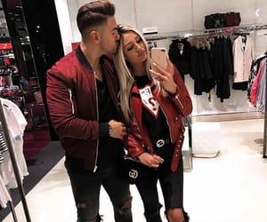 couple, fashion, and gucci image