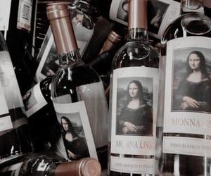 art, aesthetic, and wine image