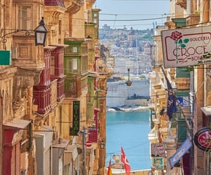 malta, place, and travel image
