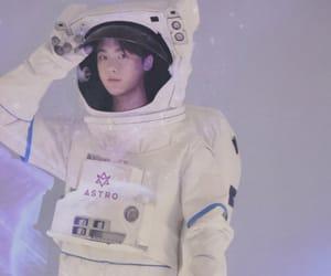 kpop, astro, and sanha image